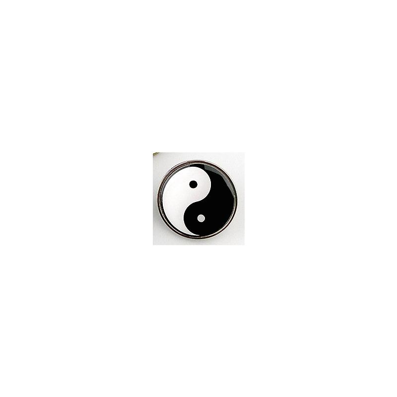 """Rinnamärk """"Yin-yang"""", 27mm"""