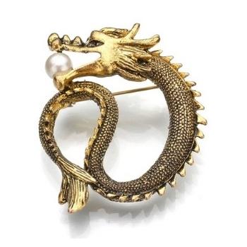 kuldne draakon