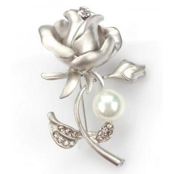hõbedane roos