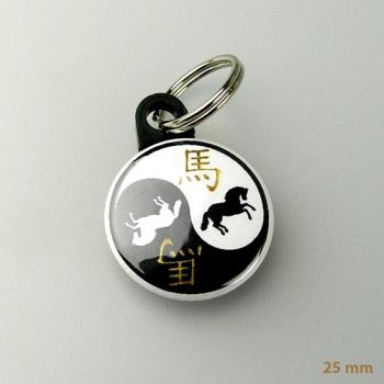 hobune-yin-yang