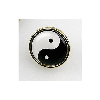 Yin-yang, 17mm