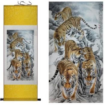 5 tiigrit kollane