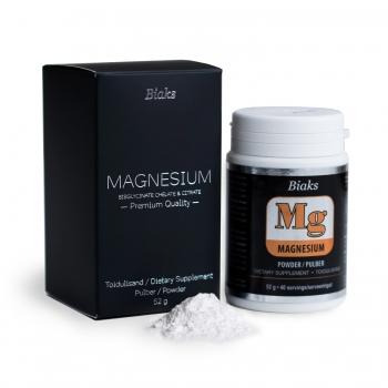 Biaks-magneesium-pulber