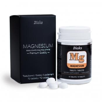 Biaks-magneesium-tabletid