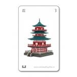 Abikaart 4-kordne pagood