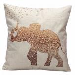 Padjapüür Kuldne elevant (tellitav toode)
